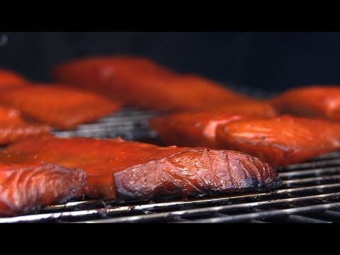Smoked Salmon Recipe - How To Smoke Salmon