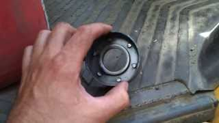 Екскаватор Volvo BL71. Поломка.