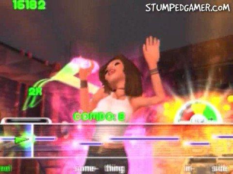 Karaoke Revolution - PS2 - 03 - The Pit Stop - Believe
