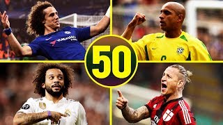 50 INSANE Goals Scored by Defenders of All Time