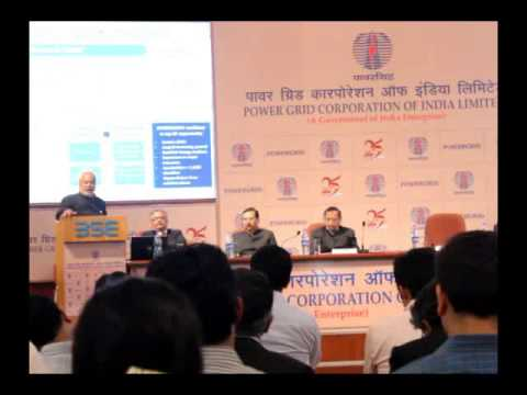 Power Grid Corporation of India Limited Power Analyst Meet on 12 Feb 2015 At 16.30