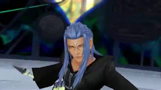 KH2FM HD (PS4; English) (Beginner) Speed Run - Saix (Easier Version)