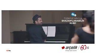 Kenan Doğulu – Aşk İle Yap klibini Shazam'la, Arçelik'e özel yeni görüntüleri izle!