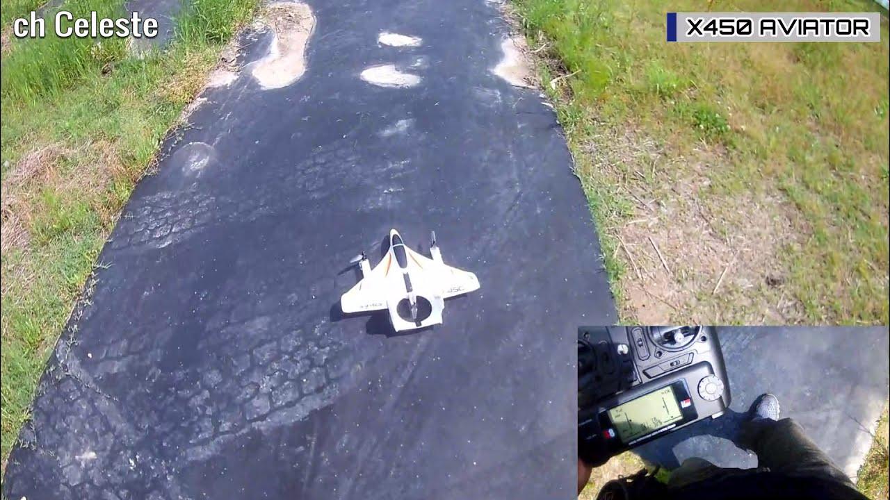 【Drone+Plane】X450 AVIATOR Week 26 -2 3D FPVは来る?【ラジコン】 фотки