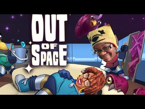 OUT OF SPACE GAME COLLAB W/ TEECUP181 PART 2 |