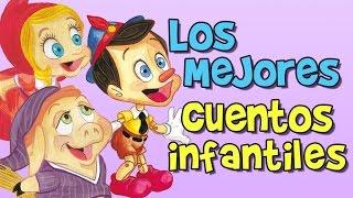 Pinocho Los Tres Cerditos Caperucita Roja Blancanieves Cuentos Infantiles Youtube