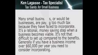 BENEFITS OF INCORPORATING A NEW BUSINESS IN CANADA