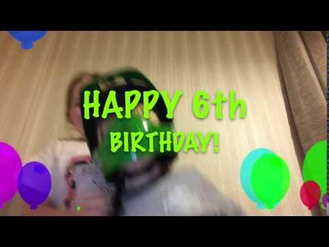 """""""Happy Birthday Chloe"""" Fan Video  Featuring my cuz!"""