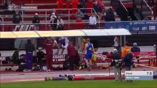 サニブラウン アブデル・ハキーム 9.99 (+1.8m) 日本人2人目の9秒台✨✨