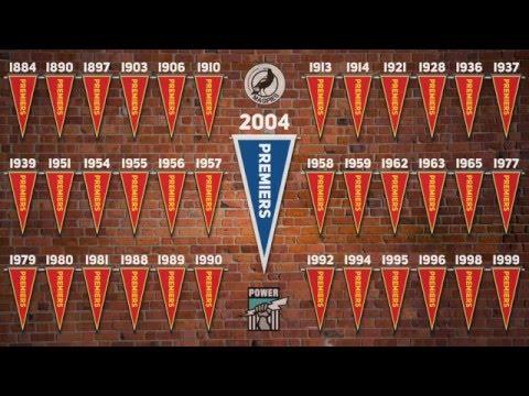 The Final Siren - Port Adelaide's premierships