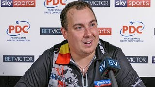 Kim Huybrechts; 'I was 100% sure I had lost.' Hurricane on the match of the tournament