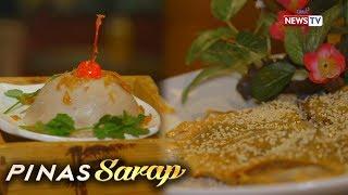 Pinas Sarap: Taro King at Duck Pancake ng mga Tsino, ibinida sa 'Pinas Sarap'