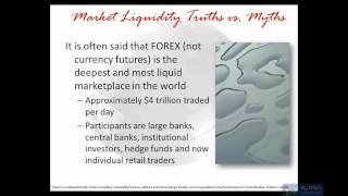 Currency Futures and Options vs Forex w/Carley Garner