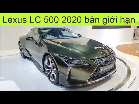 Review Lexus LC500 Special Edition 2020 sản xuất giới hạn, màu cực độc