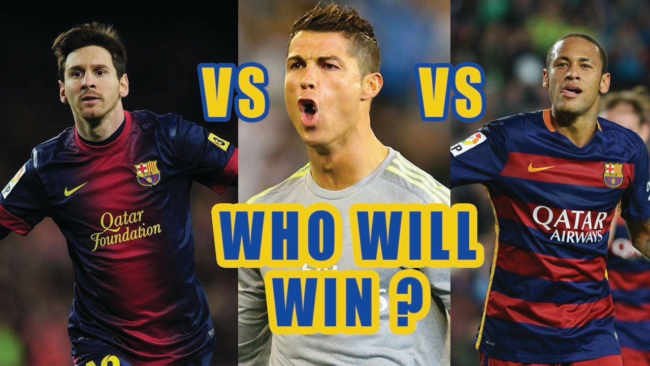 Ballon d'or 2015: Cristiano Ronaldo VS Messi VS Neymar ...