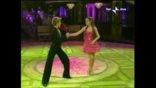 Ballando con le stelle ChaChaCha MARTINA PINTO + UMBERTO GAUDINO