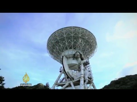 Satellite Jamming - Al Jazeera Documentary