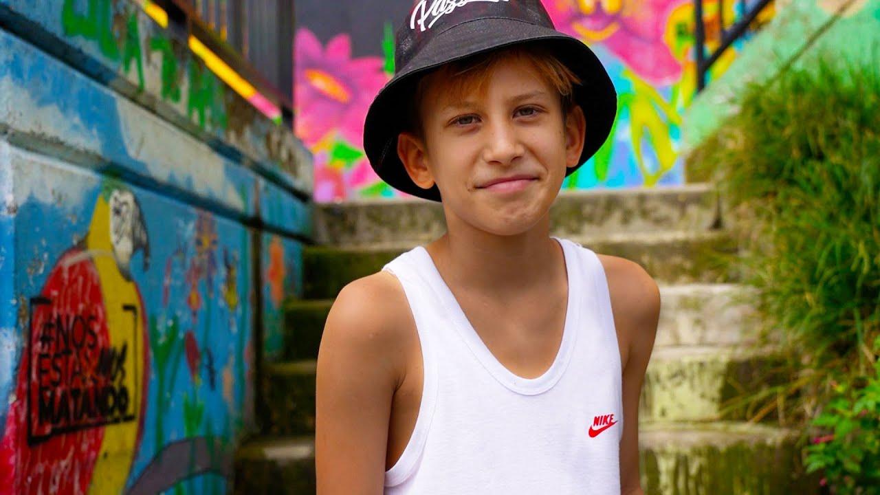 La Comuna 13: El peligroso barrio que se transformó con arte | MEDELLÍN 🇨🇴
