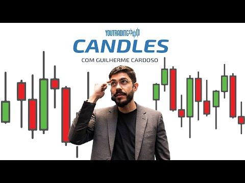 COMO LER OS PRINCIPAIS CANDLES NO TRADING