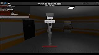 ROBLOX - SCP 096 Escaping