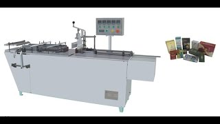 Video semi auto adjustable Cellophane Packing Machine For Single Packet Transparent Film Wrapper Machinery download MP3, 3GP, MP4, WEBM, AVI, FLV Juli 2018