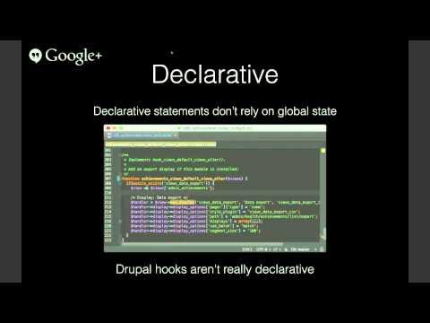 Drupal 8 Development Workflow -- jam's (virtual) Drupal Camp session w/Rob Bayliss