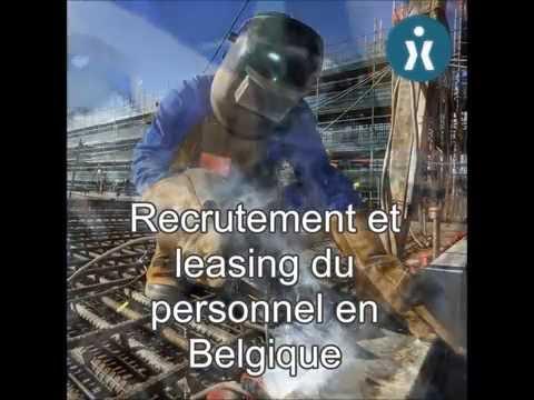 Recrutement et leasing du personnel en Belgique