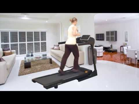 Tapis De Course Techness Run 1100 Tool Fitness Youtube