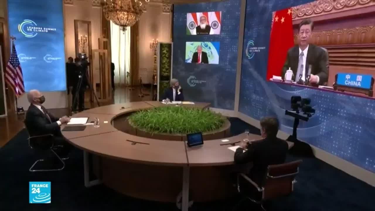 بعد 3 أشهر من وصوله للبيت الأبيض. بايدن يعقد قمة عالمية للمناخ  - نشر قبل 29 دقيقة