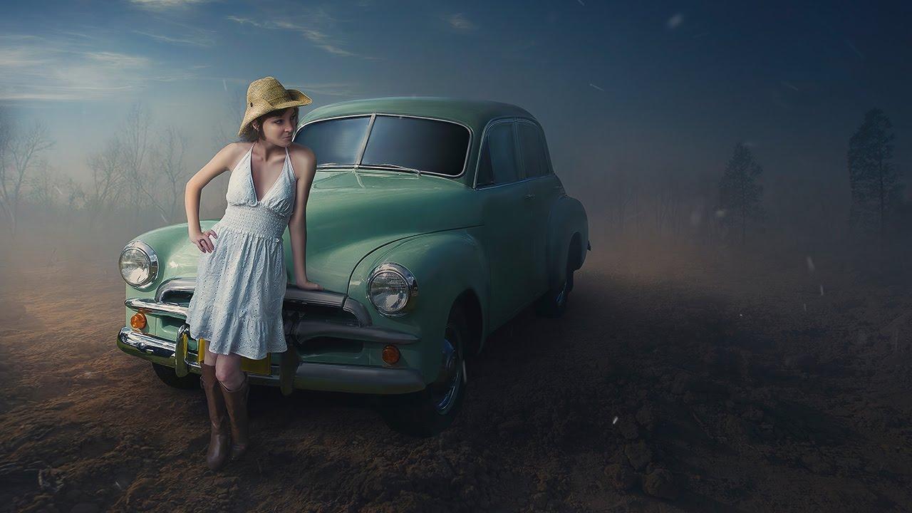 Car Photoshop Background Effects
