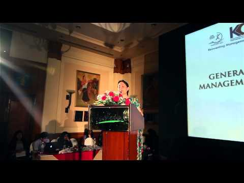 Nepal Management Symposium (NMS) 2014 - General Management S