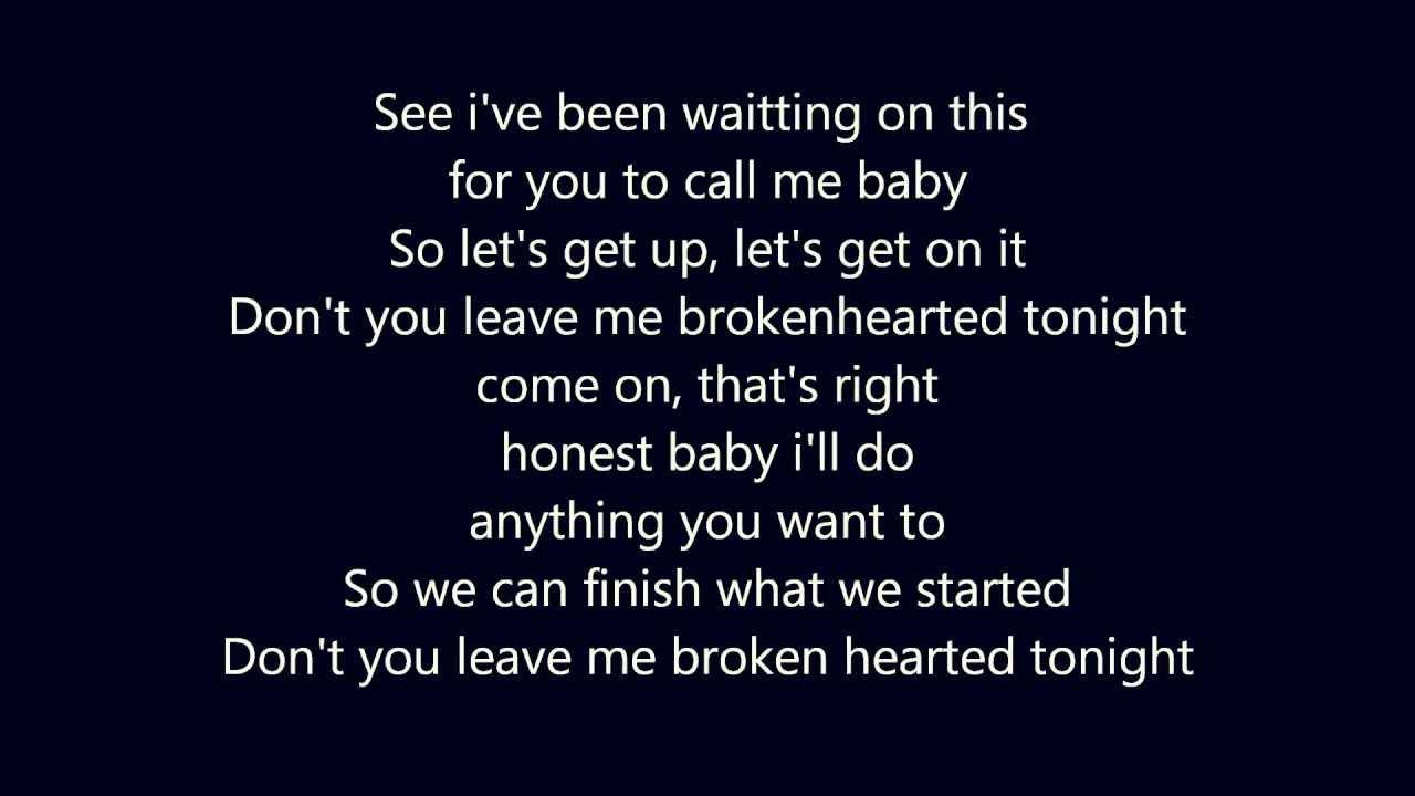 good broken heart songs