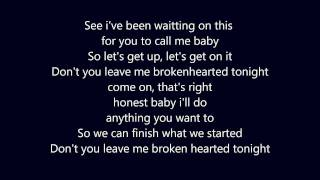 Karmin - broken hearted ( LYRICS )