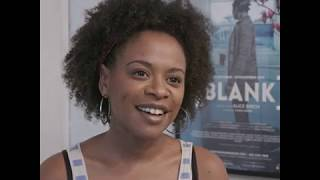An introduction to [BLANK] from Ayesha Antoine
