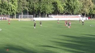 Локомотив 2(2005)-Спартак (1-й состав. 2-й тайм)