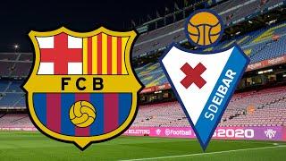 Barcelona vs eibar, la liga 2020/21 - match preview