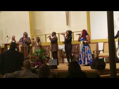 First Charity Baptist Baltimore Md Praise Team , Pastor Hollis Neal