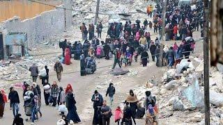 لماذا اقترح الثوار إخراج مدنيي حلب إلى الريف الشمالي وليس ادلب..وأين وصل النظام داخل حلب؟-تفاصيل