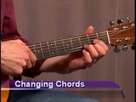 beginner guitar chords learn how to change chords faster youtube. Black Bedroom Furniture Sets. Home Design Ideas