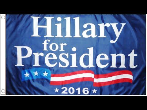 Utah Supports Hillary Clinton : Hillary Clinton - The Next USA Presidential