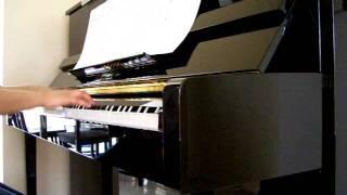 "Alan Tam 譚詠麟""Illusion"" (幻影) Piano solo 鋼琴版"