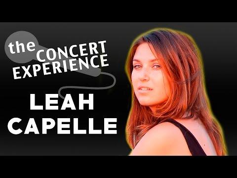 Leah Capelle Interview | AfterBuzz TV's...