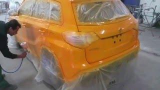 Suzuki Vitara Total dip oranzova perlet www.mstar.sk