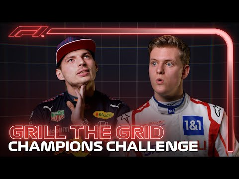Grill The Grid 2021 Finale: Name Every F1 World Champion