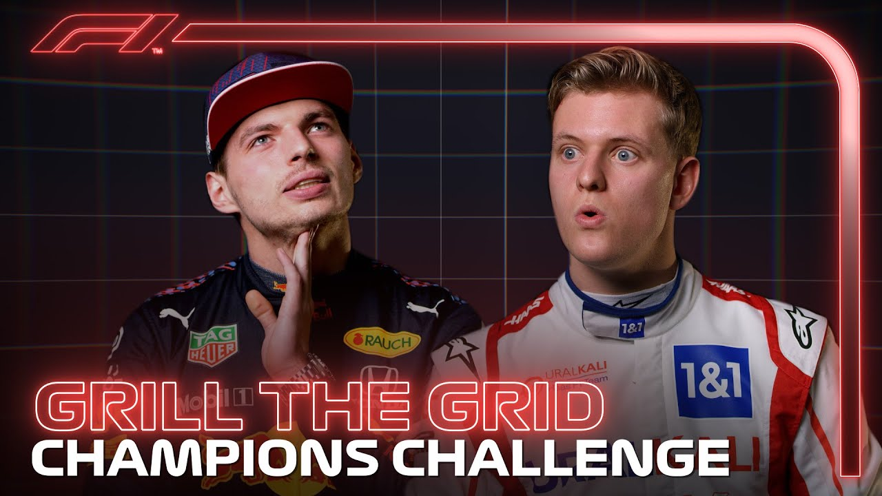 Download Grill The Grid 2021 Finale: Name Every F1 World Champion