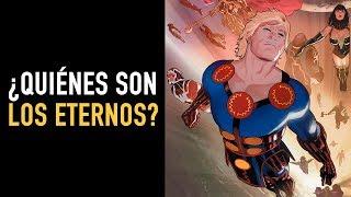 ¿Quién #@$! son los Eternals?