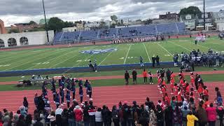 Cheer Battle: Newark Collegiate Academy Panthers vs Weequahic Indians