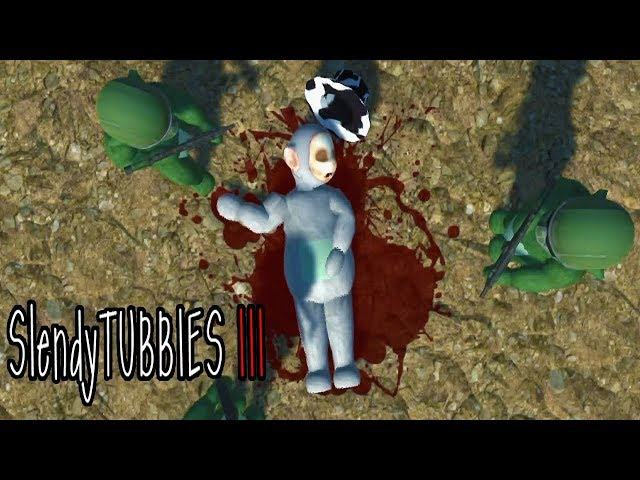 FINAL MALO ( Bad Ending ) Slendytubbies 3 | Gameplay en Español |