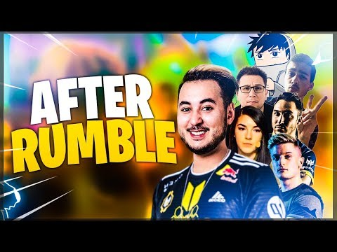 LE RETOUR DE L'AFTER RUMBLE !!! [Saison2] thumbnail