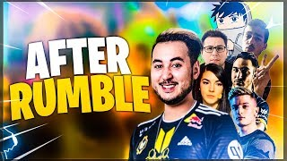LE RETOUR DE L'AFTER RUMBLE !!! [Saison2]